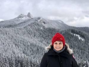 """Dalia Ciobanu, Alberta - Canada: """"Vreau să pot să vin în continuare în România să-mi vizitez părinții, care nu ar supraviețui daca ar fi infectați de vreunul dintre cei cărora nu le pasă"""""""