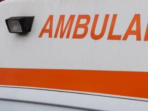 Un copilaș de numai 7 ani a suferit arsuri după ce a aruncat în foc o sticlă cu spirt