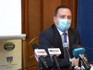 Alexandru Moldovan și-a încheiat mandatul de prefect de Suceava