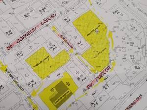 69 de garaje propuse spre demolare pentru a se face grădiniță și parcări rezidențiale în cartierul Obcini