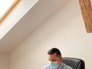 Subprefectul Daniel Prorociuc promovează acțiunile de voluntariat