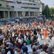 Impresionantă procesiune religioasă, cu  moaștele Sf. Ioan cel Nou și mii de participanți, pe străzile Sucevei