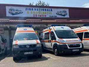 Consultații gratuite și tur de oraș cu ambulanțe, în memoria angajaților SAJ răpuși de Covid