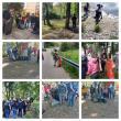 Peste 100 de elevi și profesori de la Centrul Școlar Gura Humorului au participat la o acțiune de ecologizare