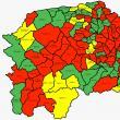 Numărul de cazuri de Covid în evoluție în județul Suceava a scăzut sub 3000