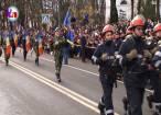 Parada militară de Ziua Naţională a adus în centrul Sucevei mii de oameni