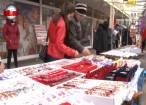 Invazie de mărţişoare pe străzile Sucevei