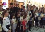 """Vernisajul expoziţiei """"Micii iconari"""", la Universitatea """"Ştefan cel Mare"""""""