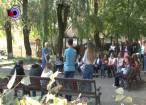 """Bobocii de la """"Petru Rareş"""" îşi încep viaţa de liceu la tabăra de vară"""