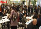 Aproape 1300 de participanți la Bursa locurilor de muncă pentru absolvenţi