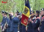 Veteranii de război au fost sărbătoriţi, ieri, la Monumentul Eroilor din parcul central